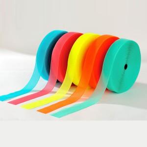 Hair Curler Hook and Loop Tape
