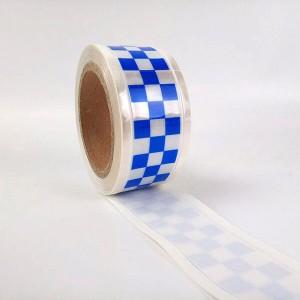 Micro Prismatic Reflective PVC Tape-TX-PVC002