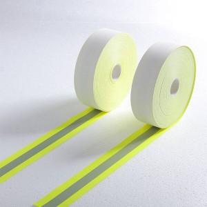Aramid Flame Retardant Reflective Tapee Tape-TX-1703-NM2Y